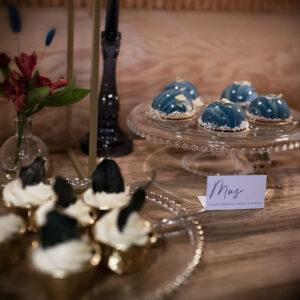candy bar, słodycze, słodki stół, słodkości