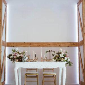 stary stół , stół dla pary młodej, stół prezydialny, słodki stół, biały stół, stół w stylu ludwikowskim